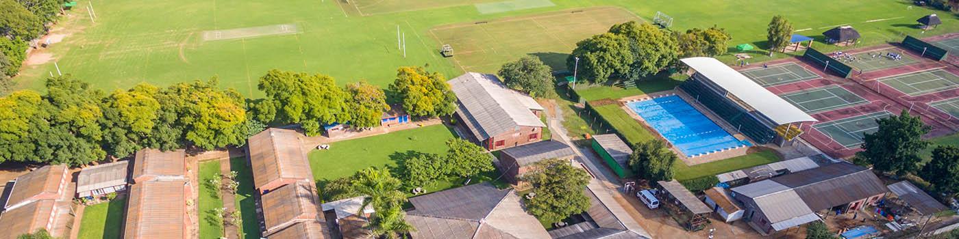 Gateway Primary School Header Slider Aerial